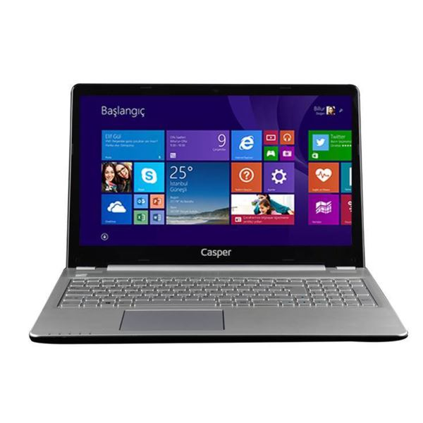 CASPER CN-V7K6200B CORE İ5 6200U 2.3GHZ-12GB RAM-1TB HDD-2GB-15.6