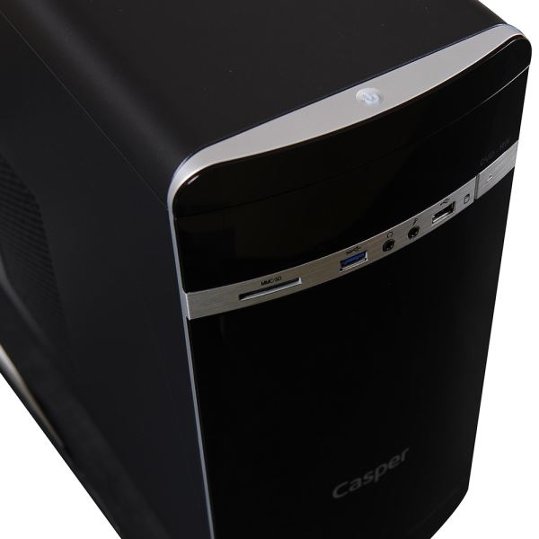 CASPER D2C.3060-4L05 CELERON N3060 1.6GHZ 4GB 500GB INTEL HD GRAPHICS WIN10 Home