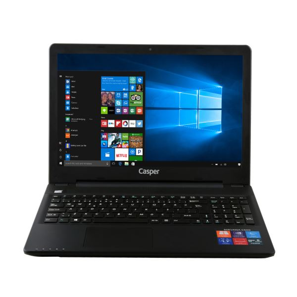 CASPER C500 CORE İ3 6100U 2.3GHZ-4GB-500GB-15.6-INT-W10 NOTEBOOK