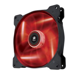 CORSAIR AIR SERİSİ AF140 140MM KIRMIZI LED FAN