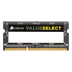 CORSAIR 8GB Value DDR3 1600MHz CL11 Tek Modül Notebook Ram