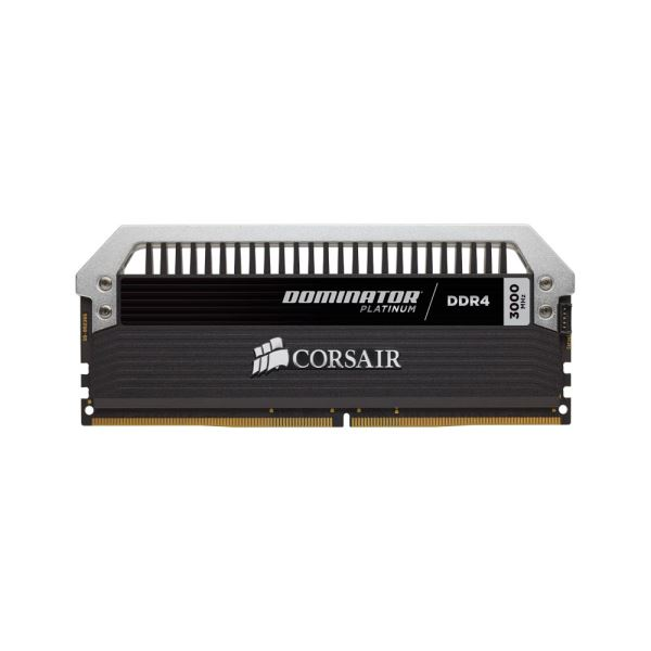 CORSAIR 16GB (2x8GB) DOMINATOR PLATINUM DDR4 3000MHz CL15 Dual Ram