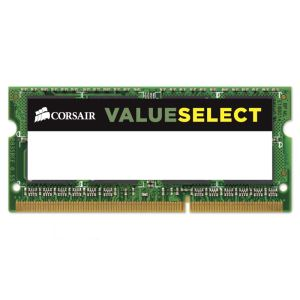 CORSAIR 4GB Value DDR3L 1600MHz 1.35V Low Voltaj CL11 Notebook Ram