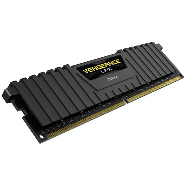 CORSAIR 16GB (1X16GB) Vengeance Siyah DDR4 2400Mhz CL14 Single Ram