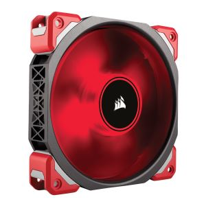 CORSAIR ML SERİSİ ML120 PRO 120MM MANYETİK LEVİTASYON KIRMIZI LED FAN