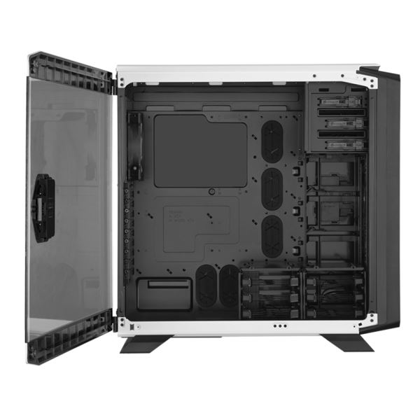 CORSAIR GRAPHITE SERİSİ 760T FULL TOWER BEYAZ PENCERELİ KASA