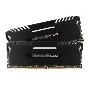 CORSAIR 16GB (2x8GB) Vengeance Beyaz DDR4 3000Mhz CL15 Dual Kit Ram