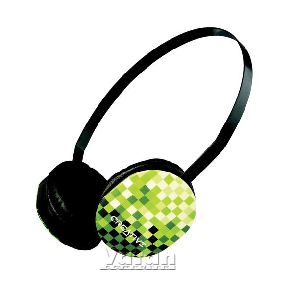 CREATIVE HQ-1450 YEŞİL HEADPHONE