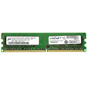 Crucial 2GB DDR2 800MHz CL6 PC Ram
