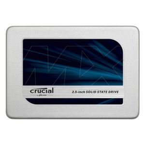 Crucial 275GB MX300 Serisi Sata 6.0Gb/s Internal SSD (Okuma 530MB / Yazma 500MB)