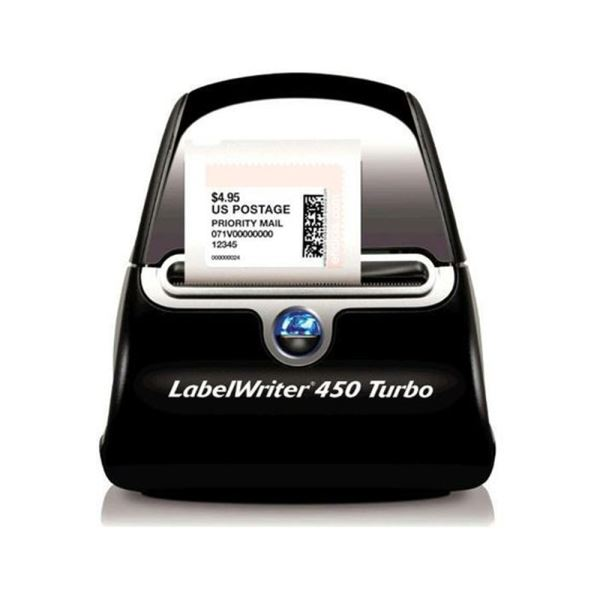 LW450 Turbo Elektronik Etiketleme Makinesi