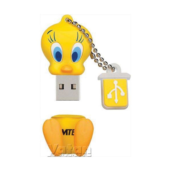 EMTEC 8GB Looney Tunes Tweety USB 2.0 Bellek
