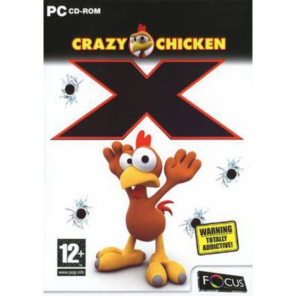 Crazy Chicken X