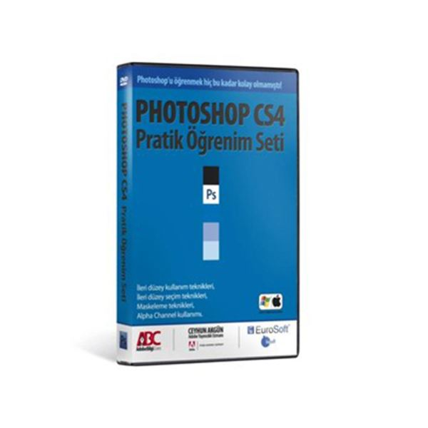 PHOTOSHOP CS4 PRATİK ÖĞRENİM SETİ
