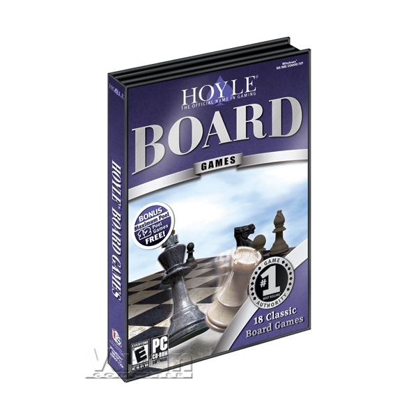 Hoyle Board Games PC