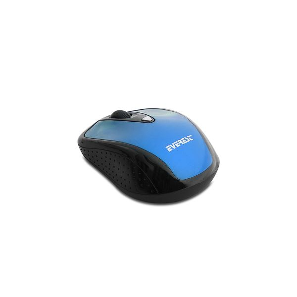 EVEREST SM-901 BLUE KABLOSUZ OPTİK MOUSE