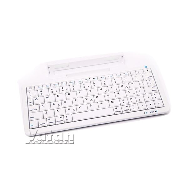 EVEREST KB-BT420 BLUETOOTH KEYBOARD with iPAD STAND