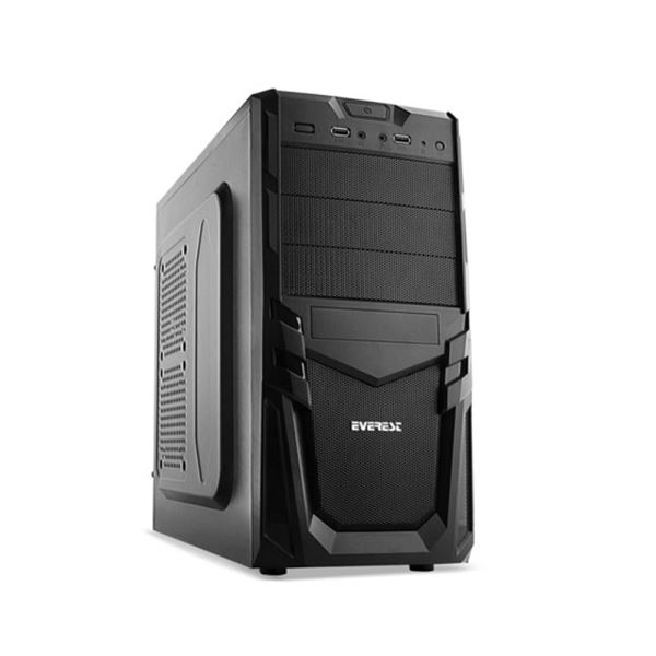 EVEREST EAGLE EC337 400W MidT ATX SİYAH KASA