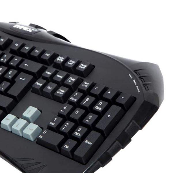 EVEREST KB-3500 WIRED GAMING KEYBOARD