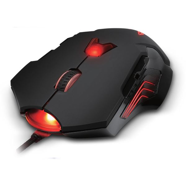 EVEREST DLM-500 GAMING MOUSE