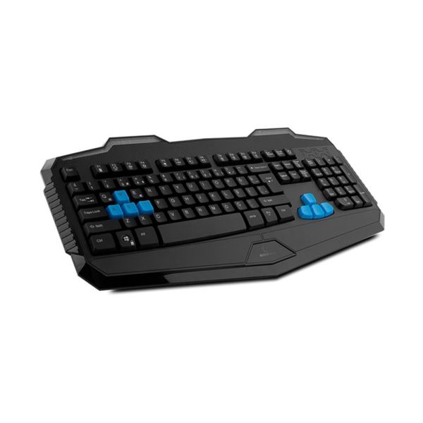 EVEREST RAMPAGE KM-R10 Ledli Gaming Klavye Mouse Set