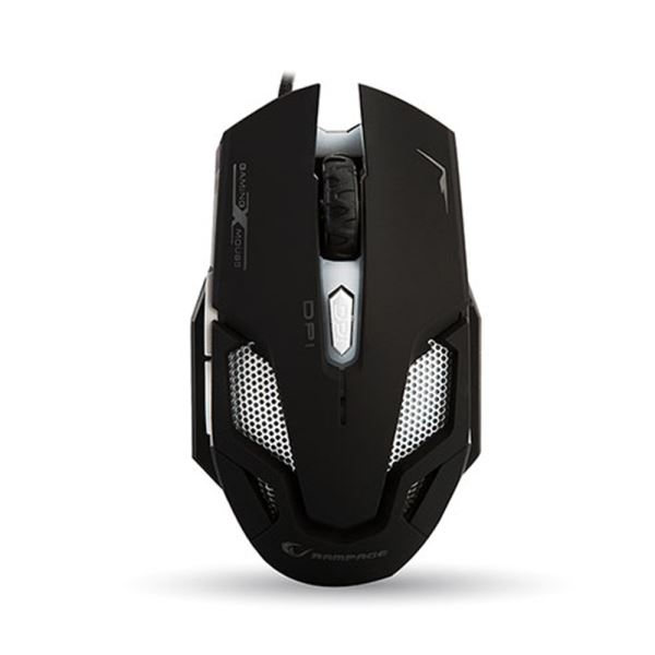 EVEREST SMX-R1 RAMPAGE GAMING MOUSE