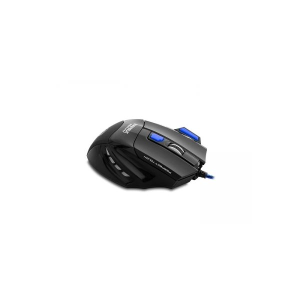 EVEREST SGM-X7B GAMING MOUSE+MOUSE PAD - MAVİ