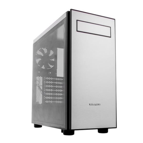EVEREST RAMPAGE ARMOR L02 GAMİNG USB 3.0 Mini-ITX Micro-ATX-ATX GRİ KASA
