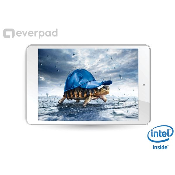 EVERPAD DC-1106  İNTEL ATOM Z2520 1.2GHZ-1GB RAM-8 GB DİSK-7.85''-CAM-AND.4.2.2