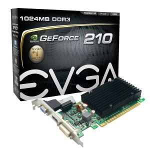 Evga G210 DDR3 1GB 64Bit Nvidia GeForce DX10.1 Ekran Kartı