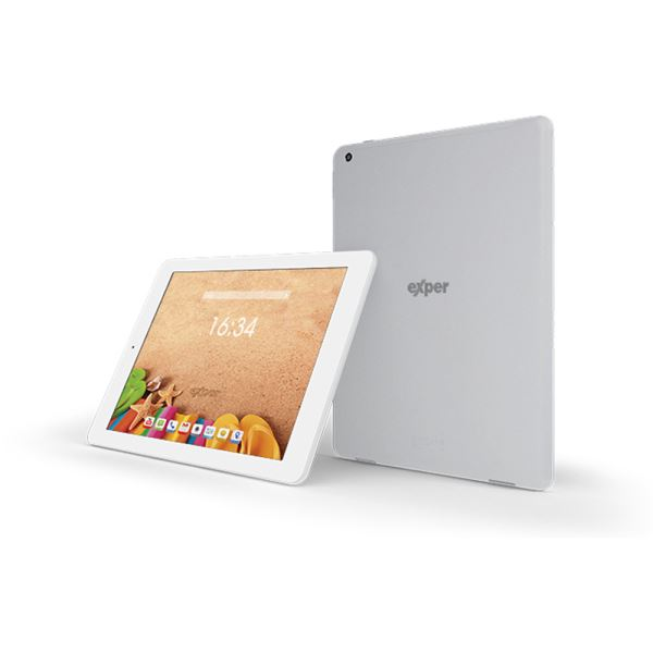 EXPER EASYPAD T9Q A31 QUAD CORE 1.2 GHZ-1GB DDR3-16GB DISK-9.7''-ANDROİD4.4
