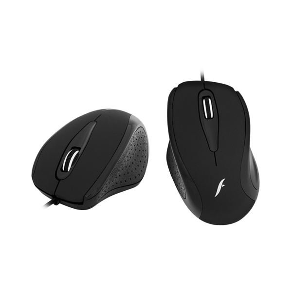 FRISBY FM-925K USB SİYAH OPTİK MOUSE