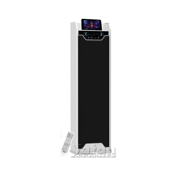 FRISBY FS-P9000W BLUETOOTH TOWER SPEAKER - BEYAZ