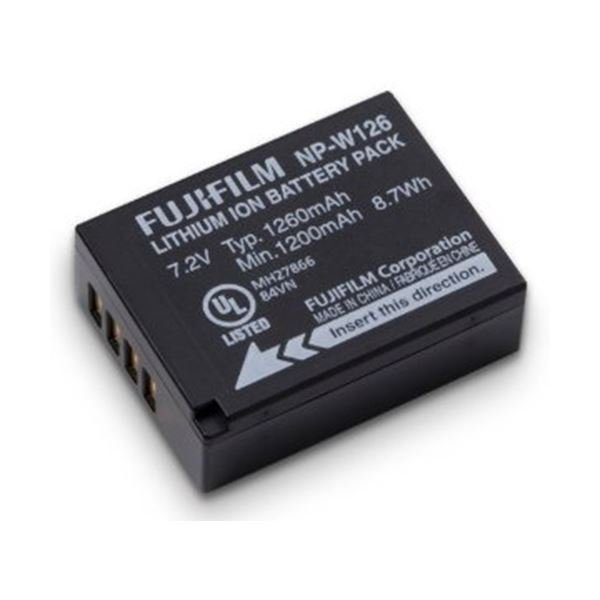 FUJI NP-W126 BATTERY FOR X-PRO1