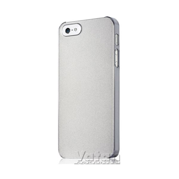 JELLY IPHONE 5 KILIF- (İNCİ GÜMÜŞÜ)