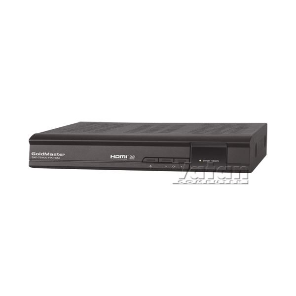 GOLDMASTER RECEIVER 72400 HDMI
