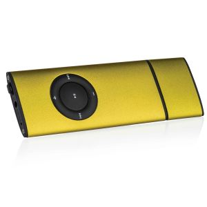 GOLDMASTER SLIM8 MP3 PLAYER(ALTIN)