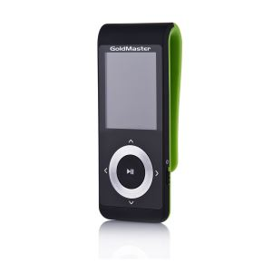 GOLDMASTER MP3 316 SPORT DİGİTAL MP3 PLAYER YEŞİL