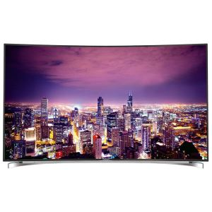 GRUNDIG FINE ARTS 55FLX9595 (139CM) CURVED 4K UHD 3D SMART 4.0 LED TV