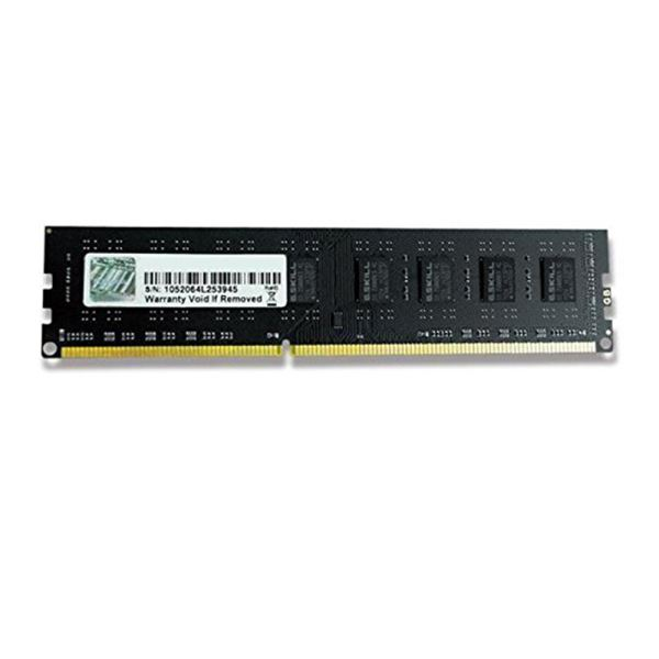 GSKILL 8GB Value DDR3 1600MHz CL11 Tek Modül Ram