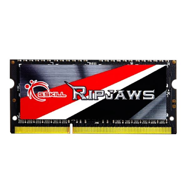 GSKILL 8GB RipjawsX DDR3L 1600MHz 1.35V Low Voltaj CL9 Notebook Ram
