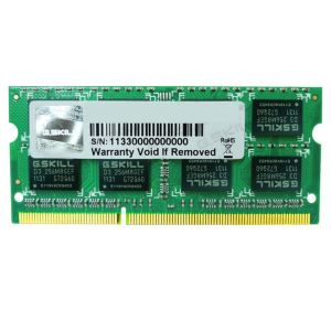 GSKILL 8GB Value DDR3L 1600Mhz CL11 1.35V Tek Modül Notebook Ram