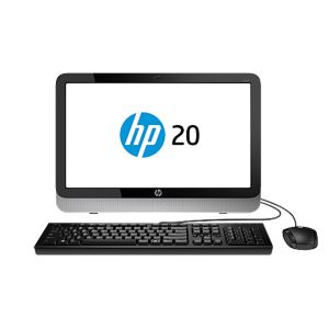 HP L2N42EA INTEL PENTIUM J2900 2.4 GHZ 2 GB 500GB INTEL HD GRAPHICS WIN8.1 19.5""