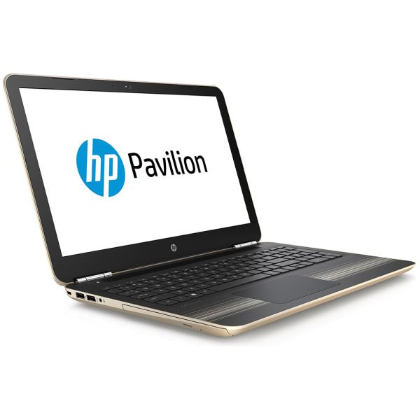 HP PAVILION GOLD 15-AU002NT CORE İ5 6200U 2.3GHZ-8GB-1TB+8GBSSD-15.6