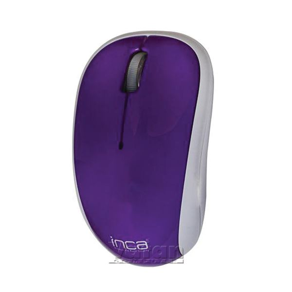 INCA IWM-111RM WIRELESS NANO ALICILI OPTİK MOUSE-MOR