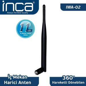 IWA-02 11 dBi OMNI DIRECTIONAL INDOOR ANTENNA