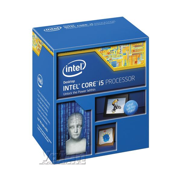 Intel Core i5 4570 Soket 1150 3.2GHz 6MB Cache 22nm İşlemci