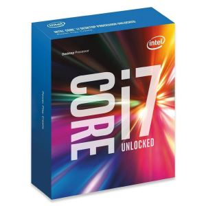 Intel Core i7 6850K Soket 2011V3 3.6GHz 15MB Önbellek 14nm İşlemci