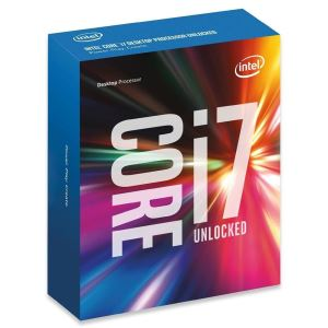 Intel Core i7 6800K Soket 2011V3 3.4GHz 15MB Önbellek 14nm İşlemci