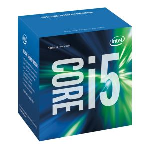 Intel Core i5 7400 Soket 1151 3.0GHz 6MB Önbellek 14nm İşlemci
